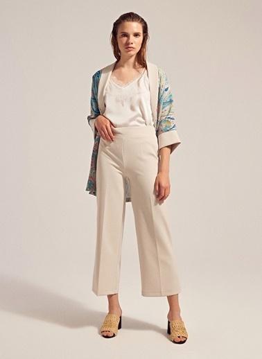 Monamoda Culotte Pantolon Takım Alt Taş